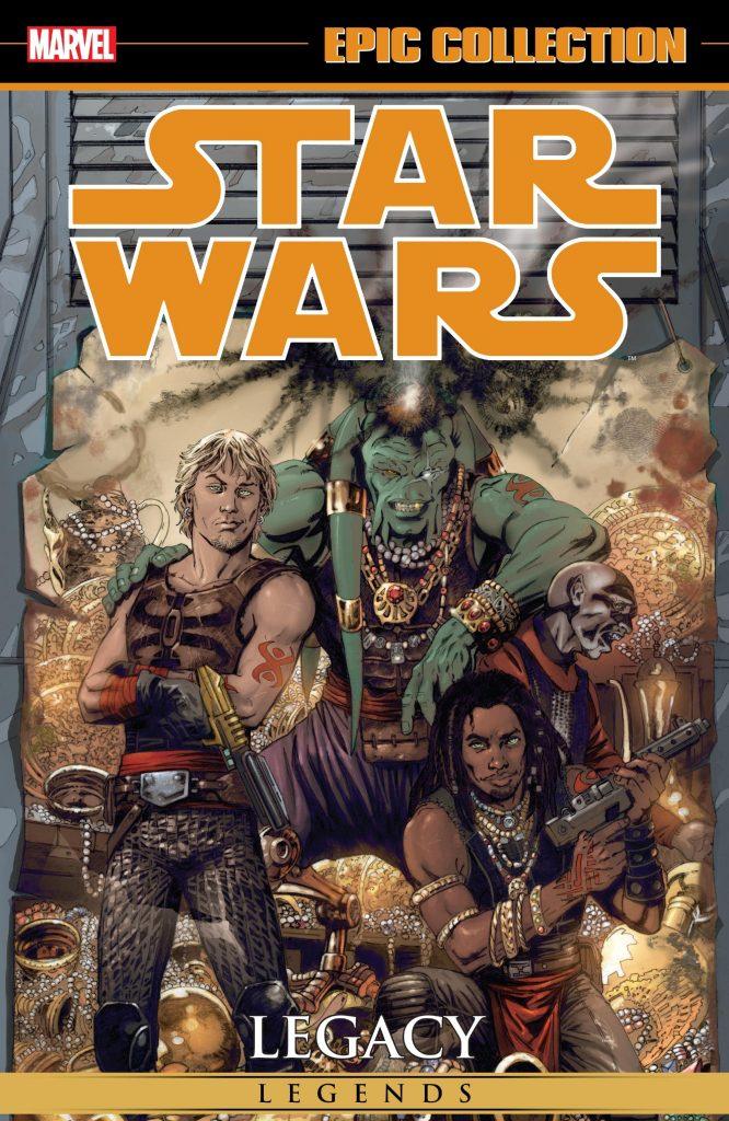Marvel Epic Collection: Star Wars Legends – Legacy Vol. 2