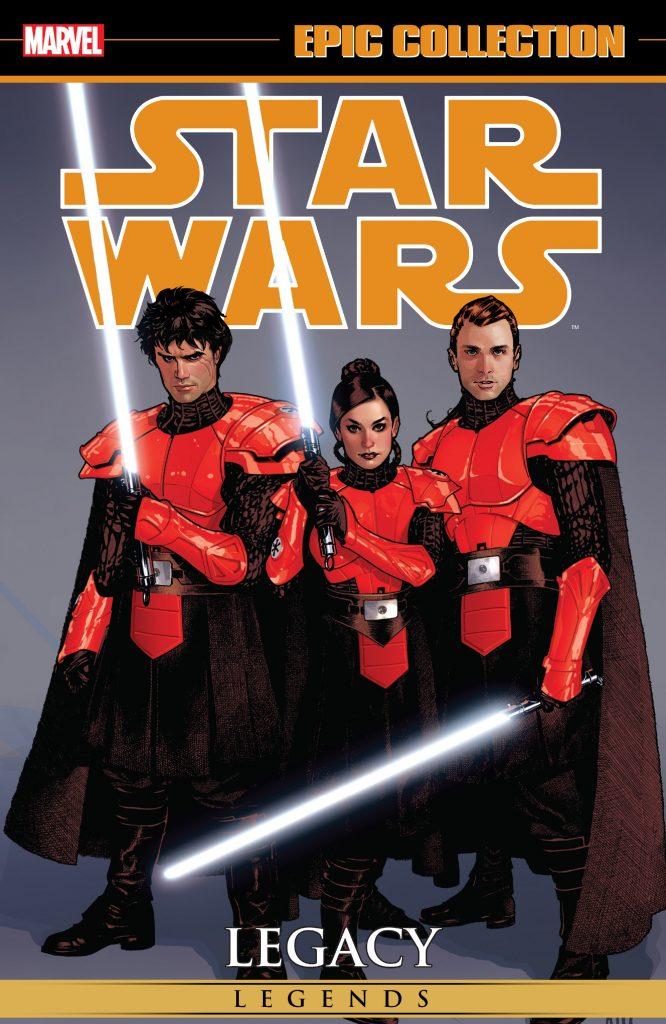 Marvel Epic Collection: Star Wars Legends – Legacy Vol. 1