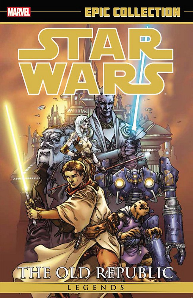 Marvel Epic Collection: Star Wars Legends – The Old Republic
