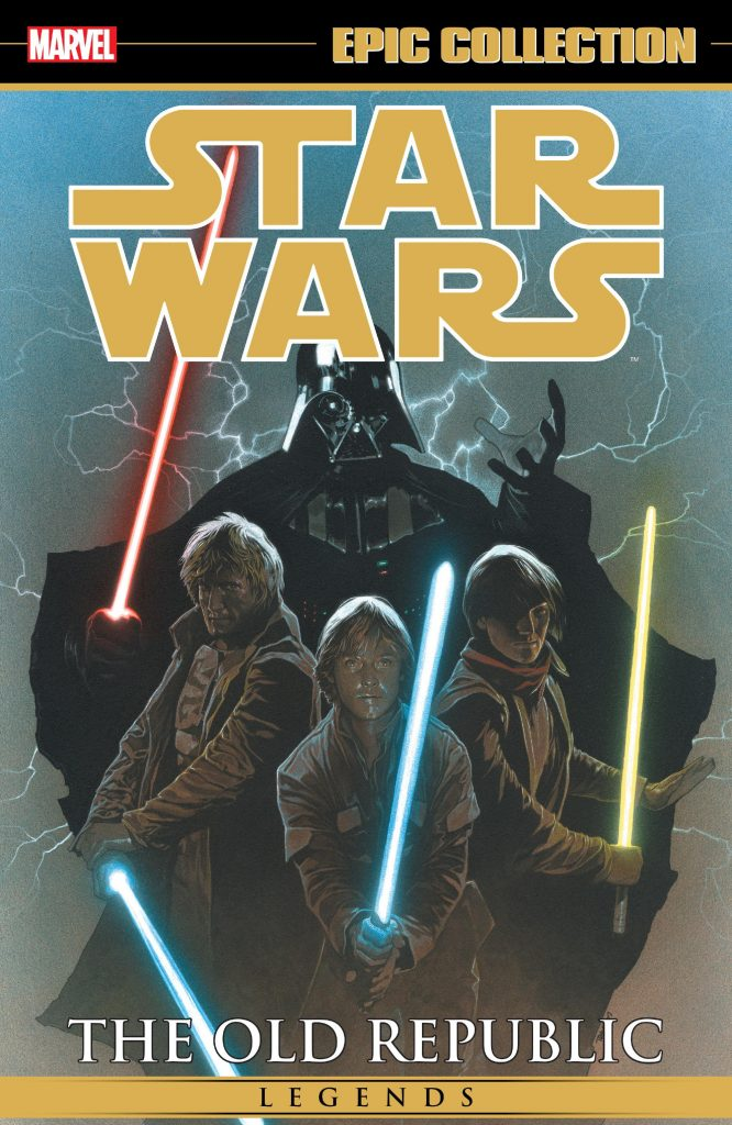 Marvel Epic Collection: Star Wars Legends – The Old Republic Vol. 2
