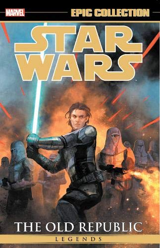 Marvel Epic Collection: Star Wars Legends – The Old Republic Vol. 3