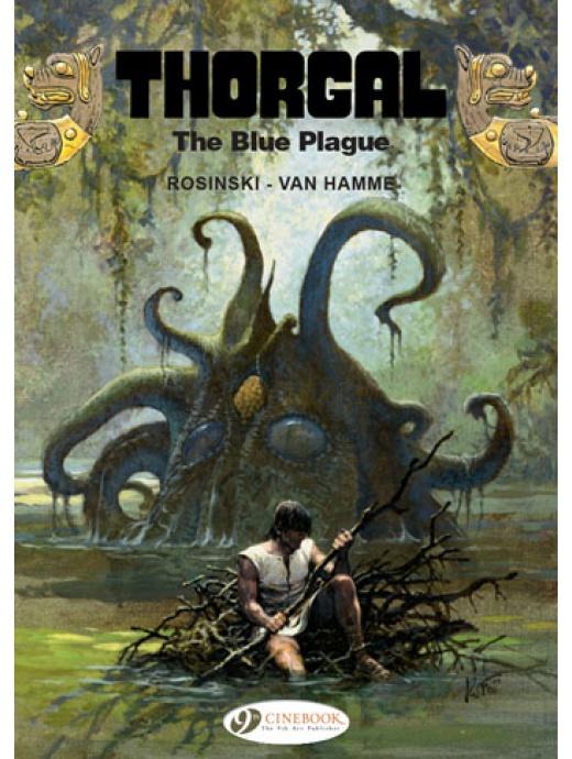 Thorgal: The Blue Plague