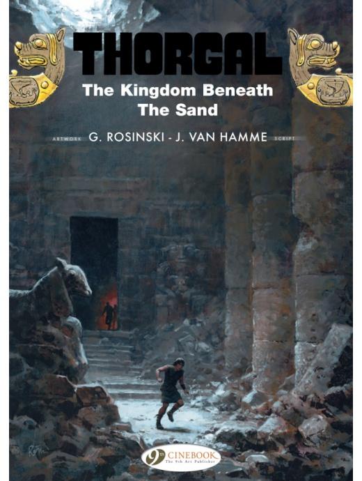 Thorgal: The Kingdom Beneath The Sand