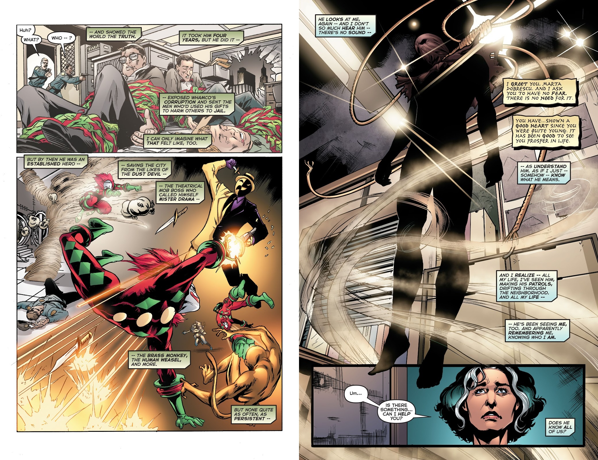 Astro City Ordinary Heroes review
