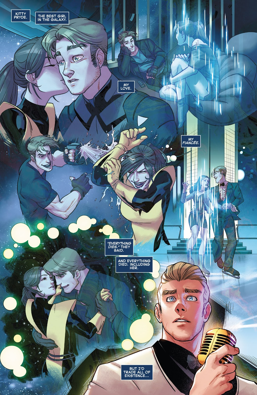 Battleworld Star-Lord and Kitty Pryde review