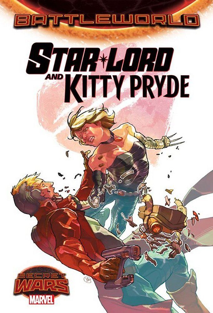 Battleworld: Star-Lord and Kitty Pryde