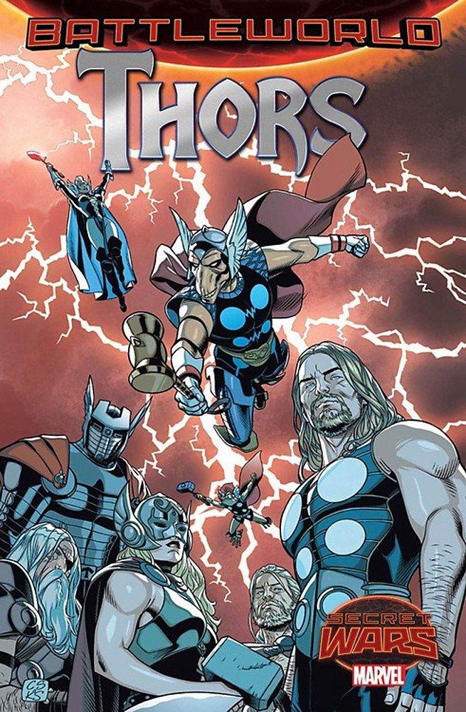 Battleworld: Thors