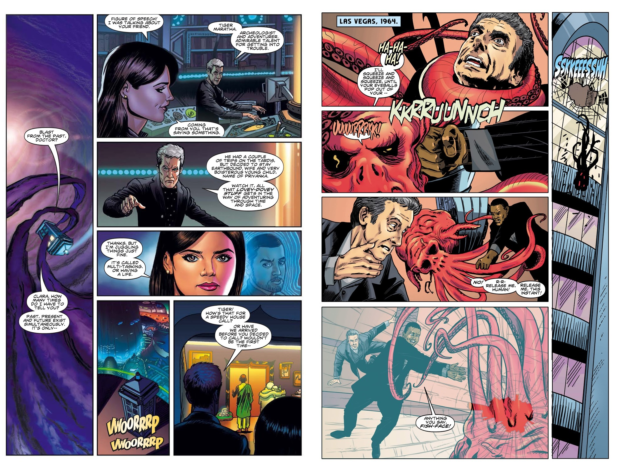 Doctor Who 12th Doctor The Complete Year One review