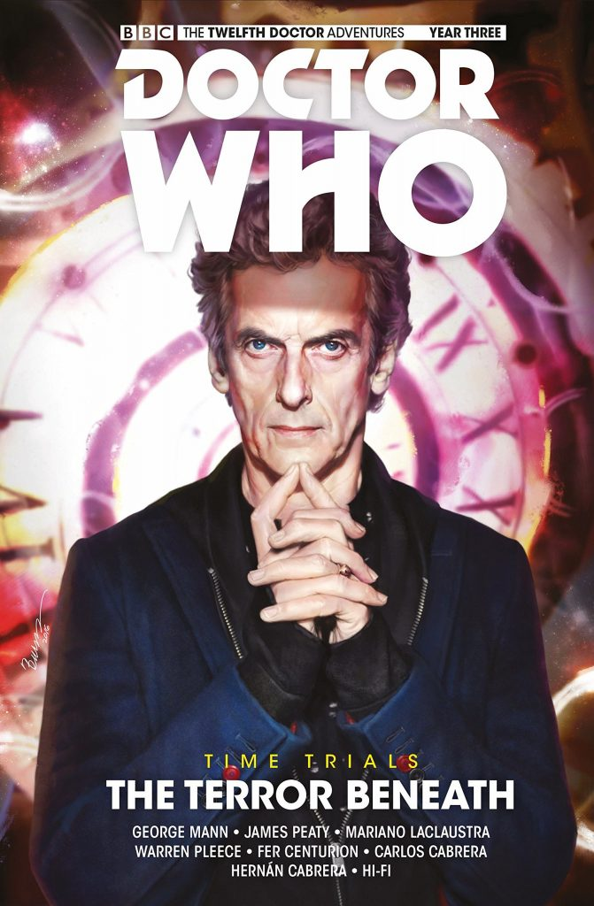 Doctor Who: Time Trials – The Terror Beneath