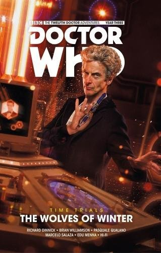 Doctor Who: Time Trials – The Wolves of Winter