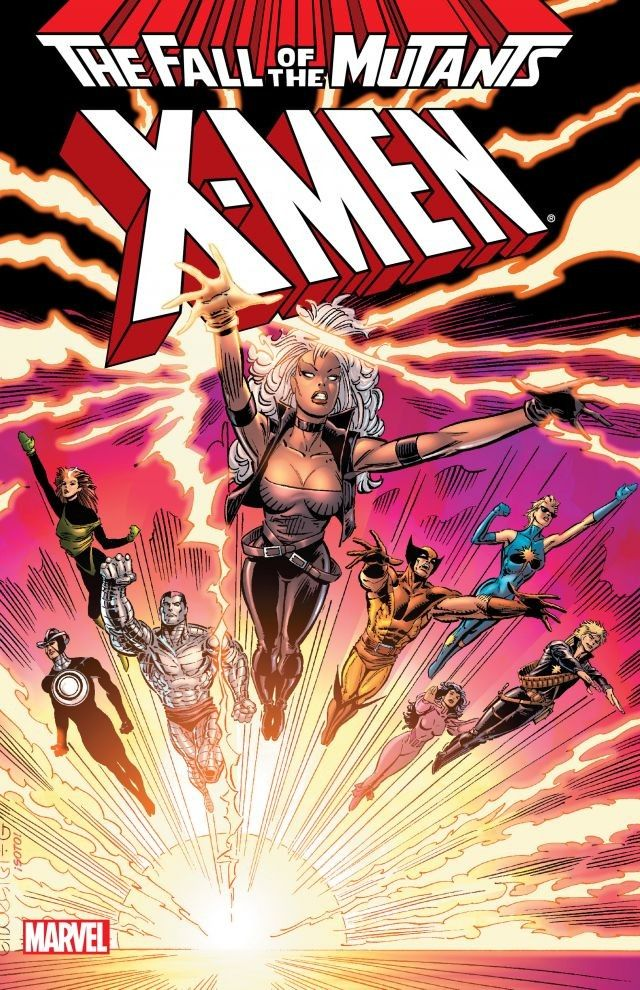 X-Men: The Fall of the Mutants Vol. 1