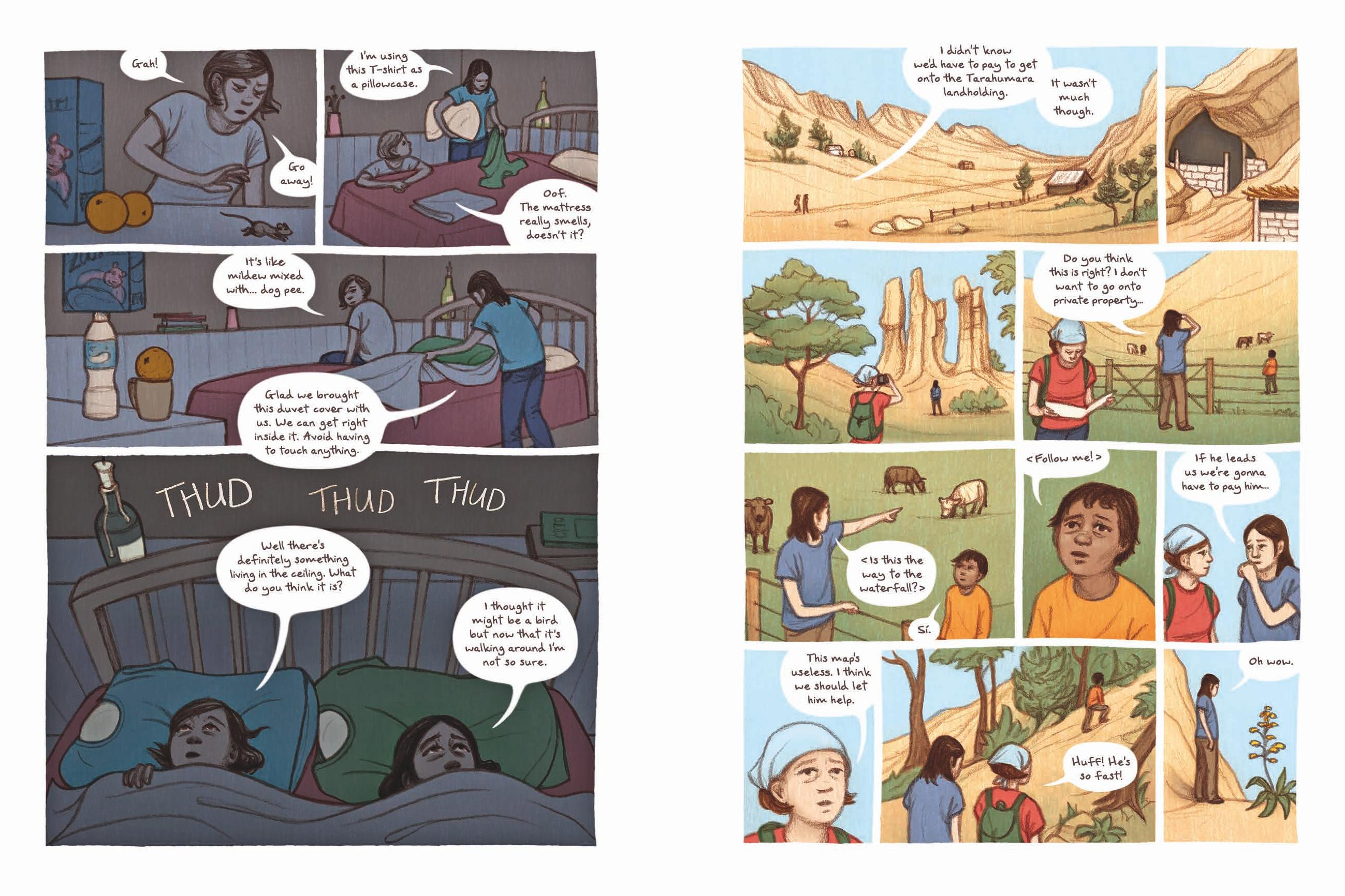 Follow Me in graphic novel review
