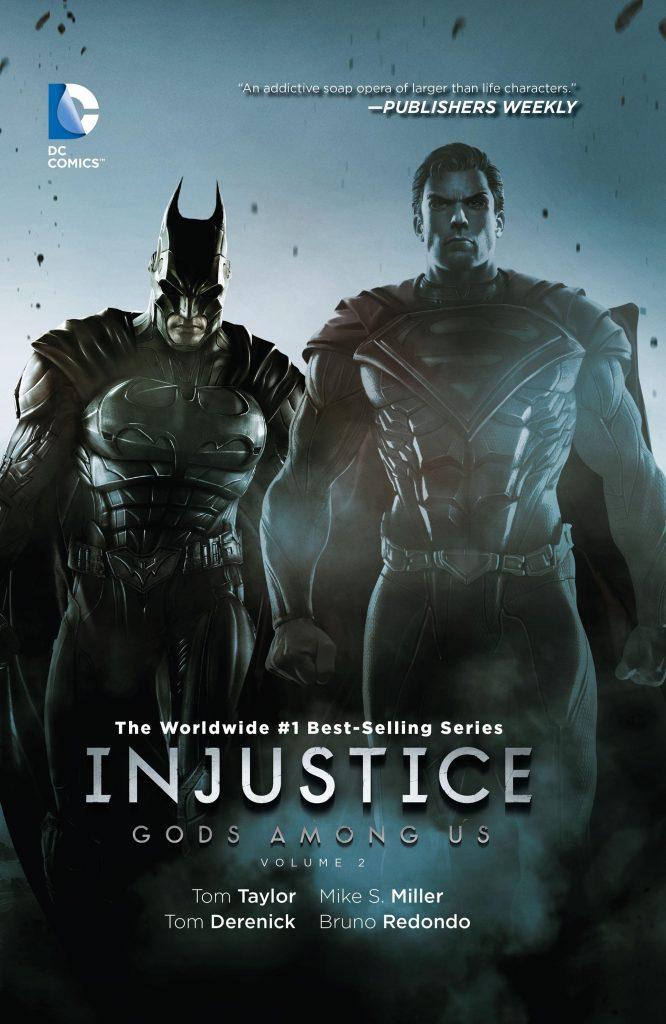 Injustice: Gods Among Us Volume 2