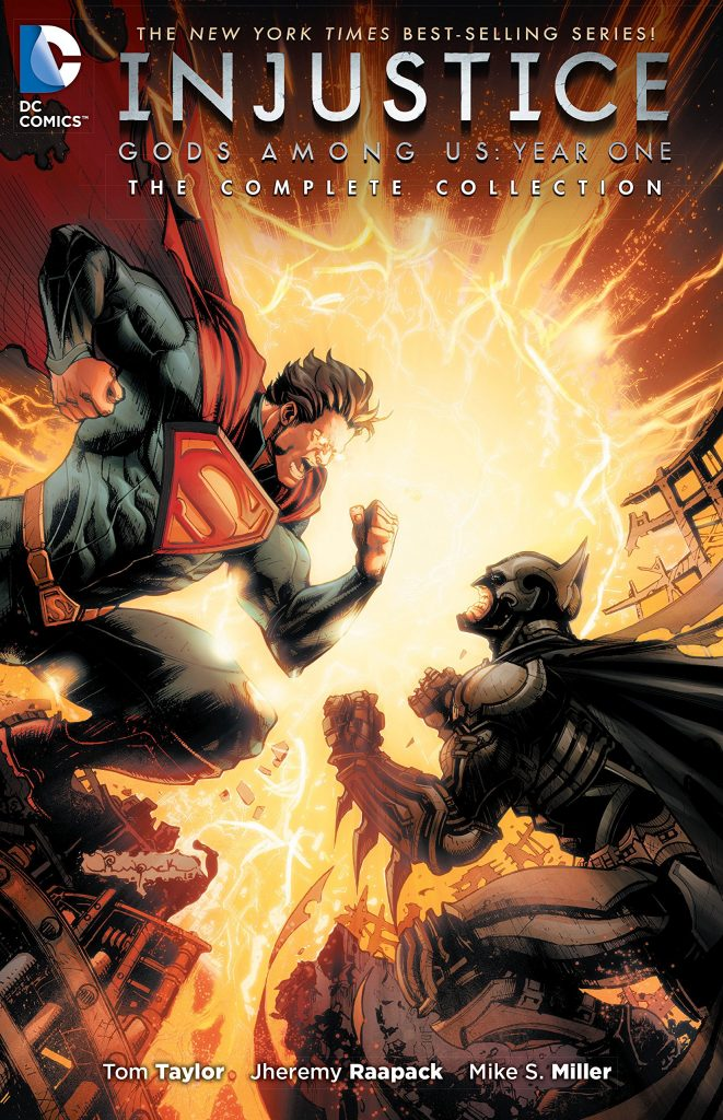 Injustice: Gods Among Us The Complete Collection