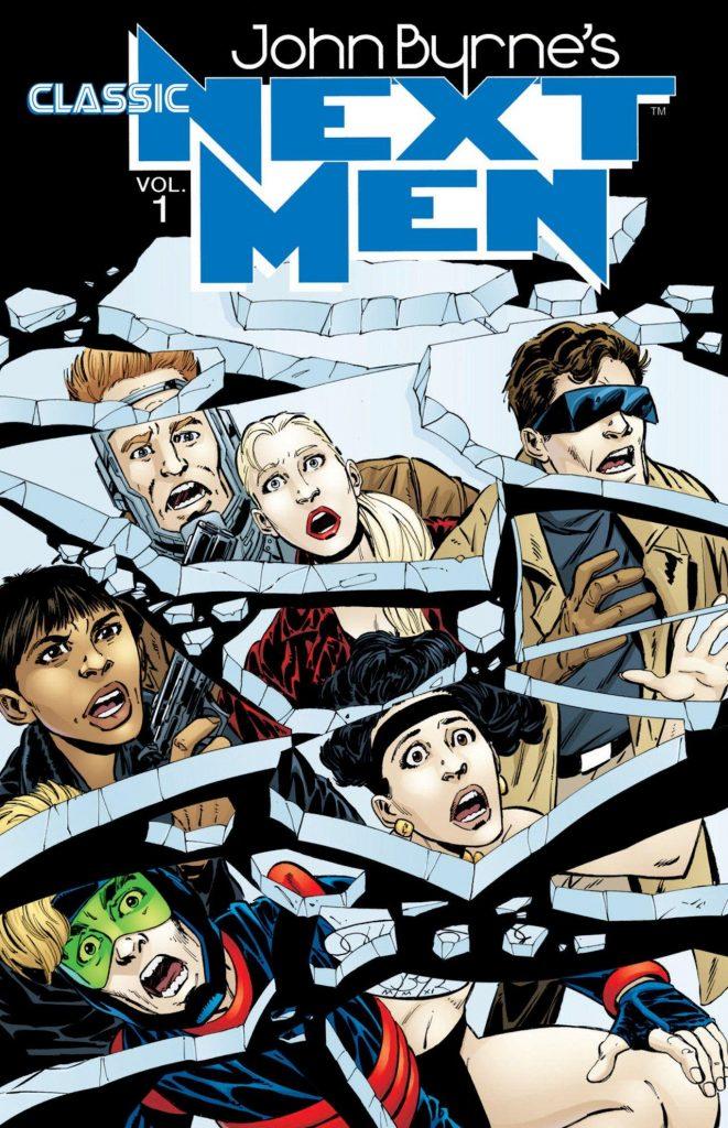 John Byrne's Classic Next Men Volume One