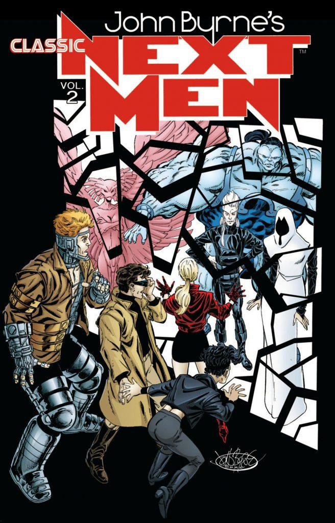 John Byrne's Classic Next Men Volume Two