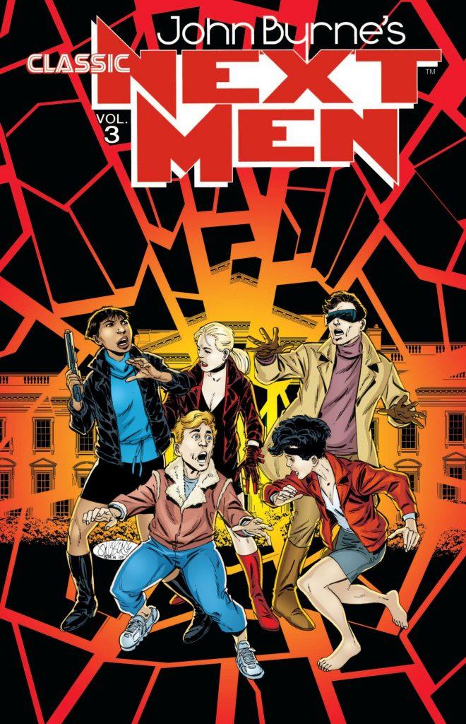 John Byrne's Classic Next Men Volume Three