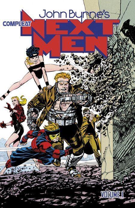 John Byrne's Compleat Next Men Volume One