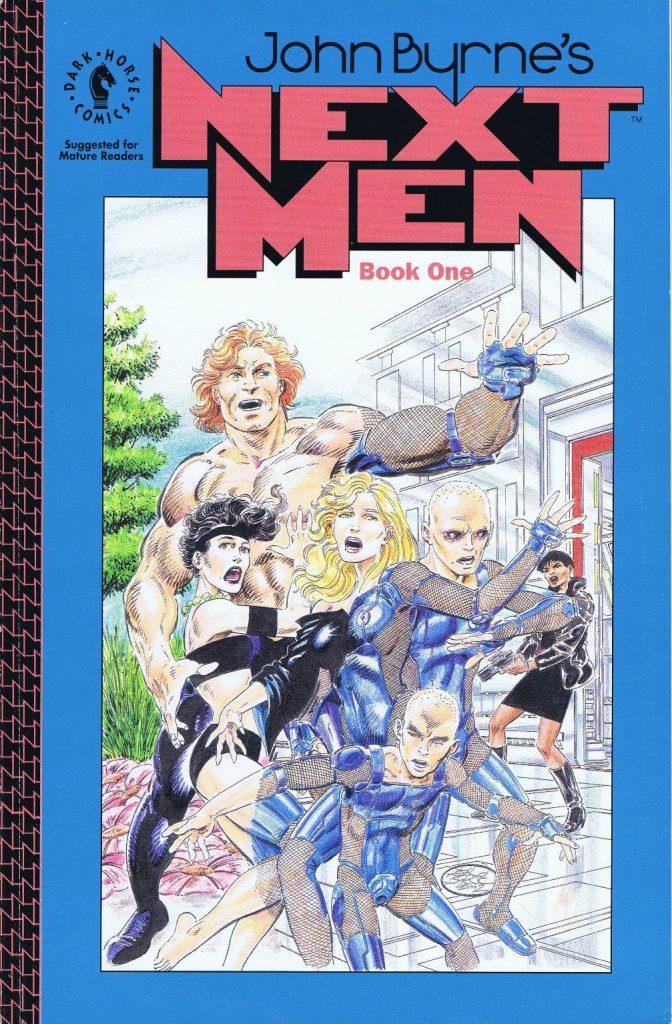John Byrne's Next Men Book One
