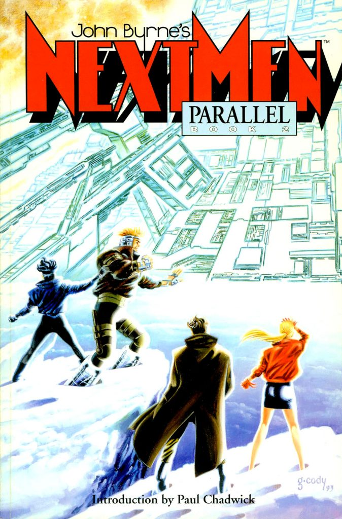 John Byrne's Next Men Book Two: Parallel