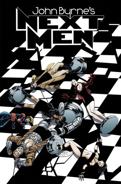 John Byrne's Next Men Volume One