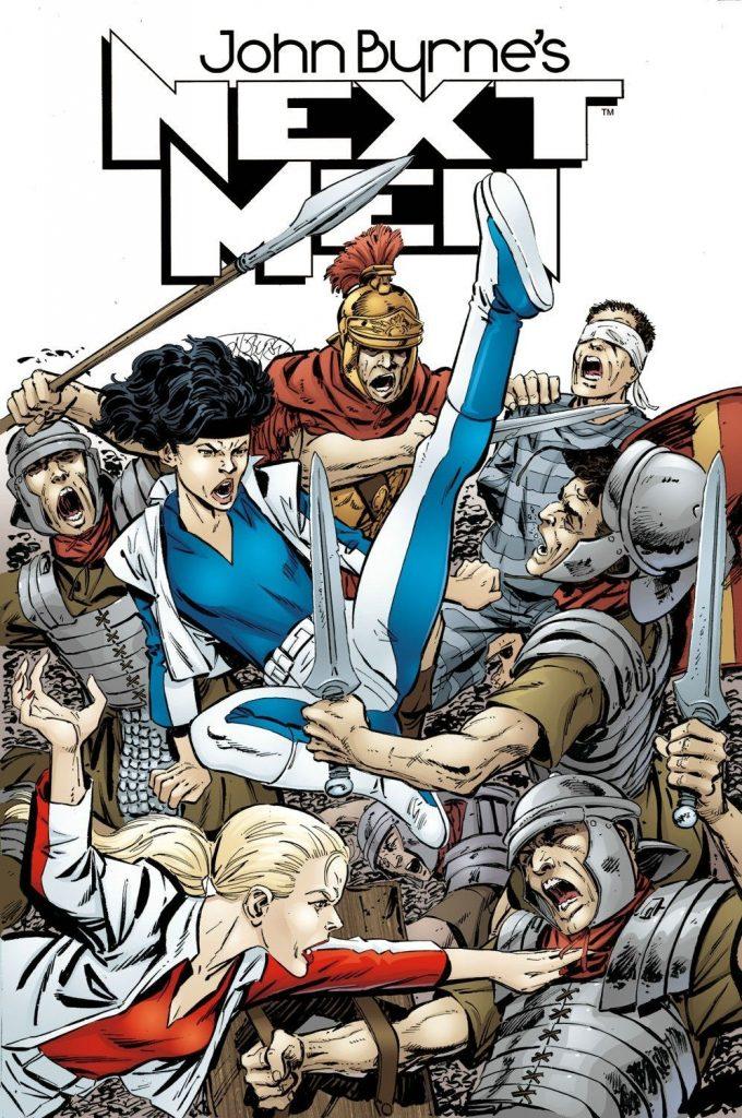 John Byrne's Next Men Volume Two