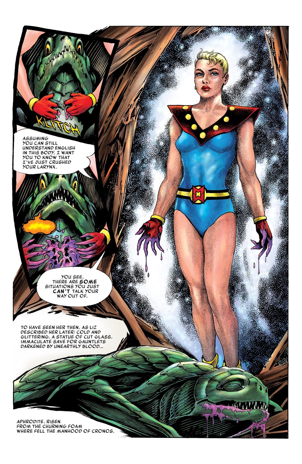 Miracleman Olympus review