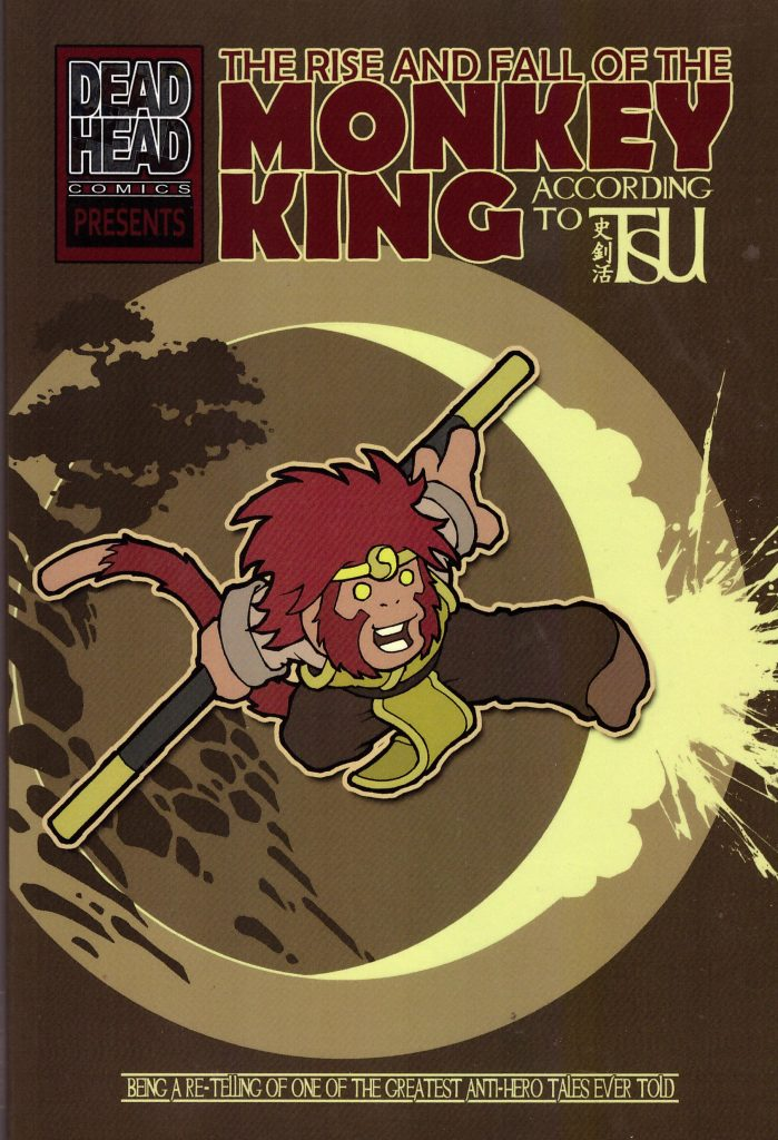 The Rise and Fall of the Monkey King According to Tsu