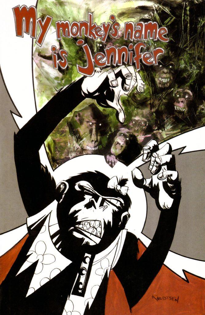 My Monkey's Name is Jennifer Volume Two