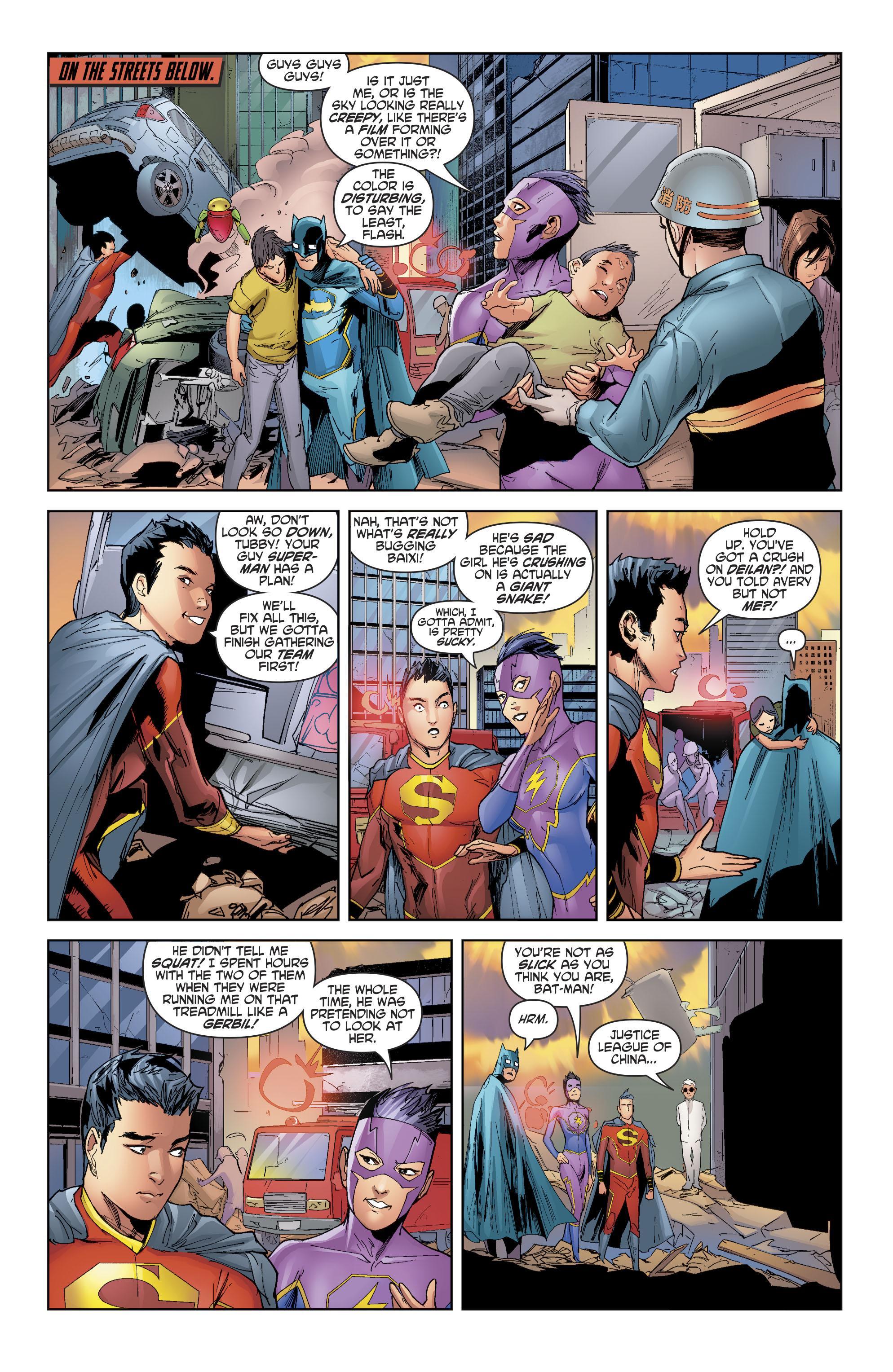 New Super-Man Equilibrium review