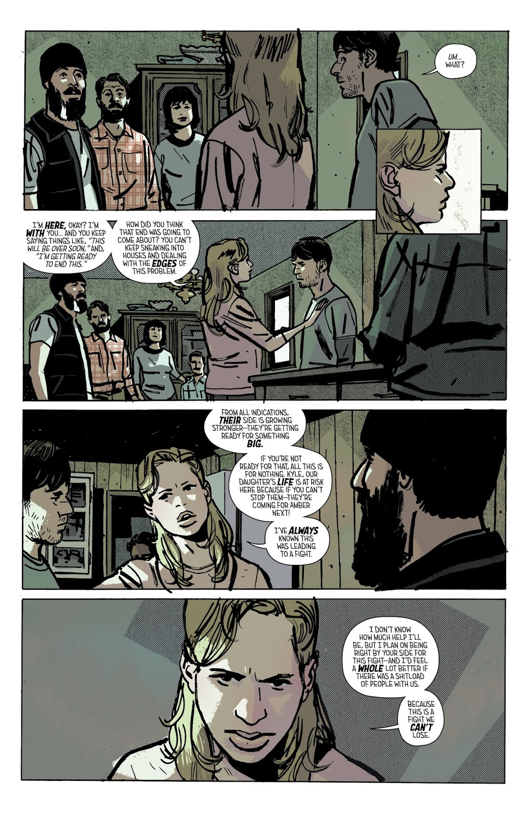 Outcast Invasion review