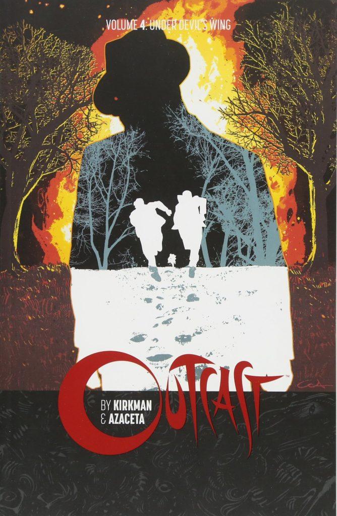 Outcast Volume 4: Under Devil's Wing