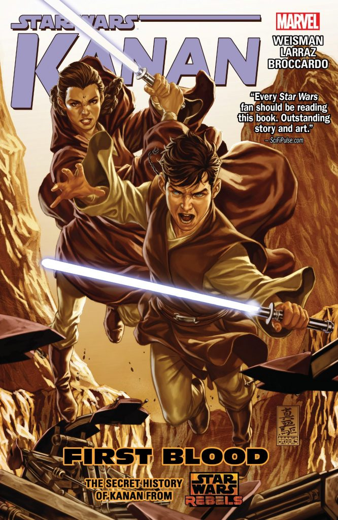 Star Wars: Kanan – First Blood
