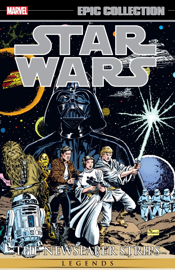 Marvel Epic Collection: Star Wars Legends Newspaper Strips Vol. 1