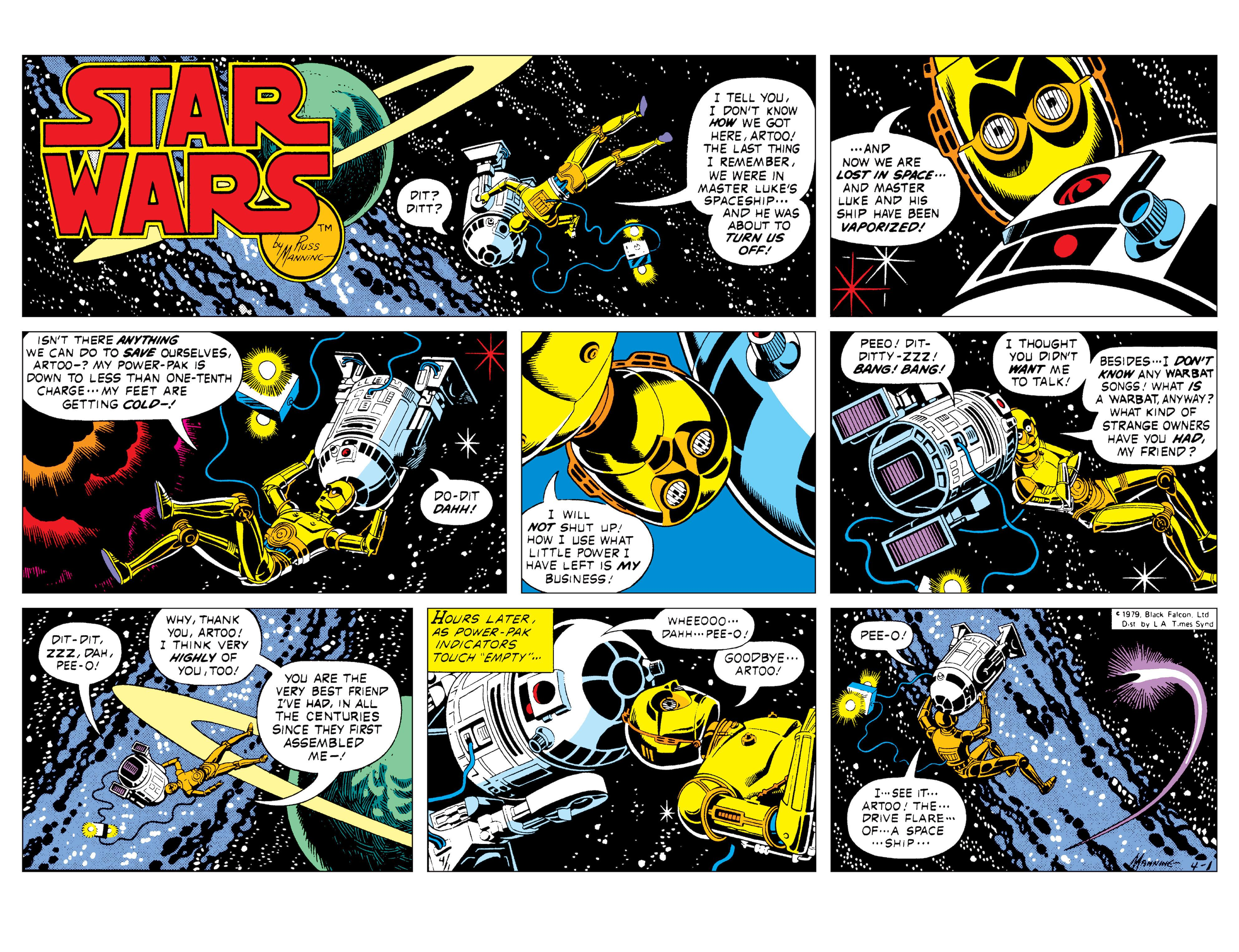Star Wars Legends Epic Collection - The Newspaper Strips V1 review