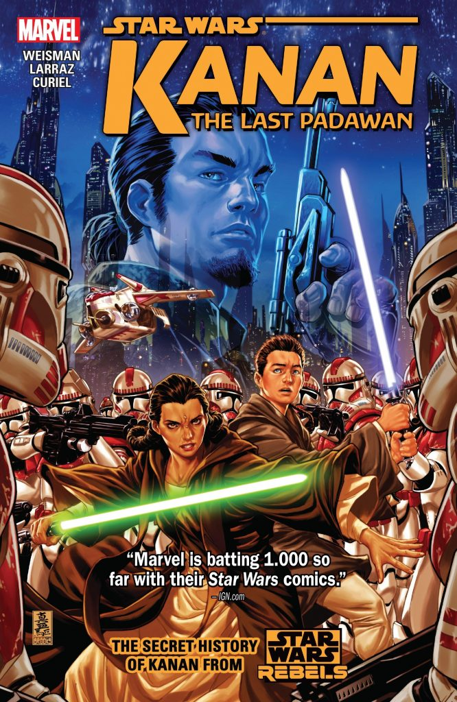 Star Wars: Kanan – The Last Padawan