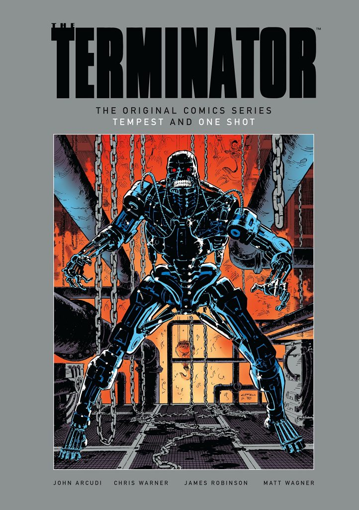 The Terminator: The Original Comics Series – Tempest and One-Shot