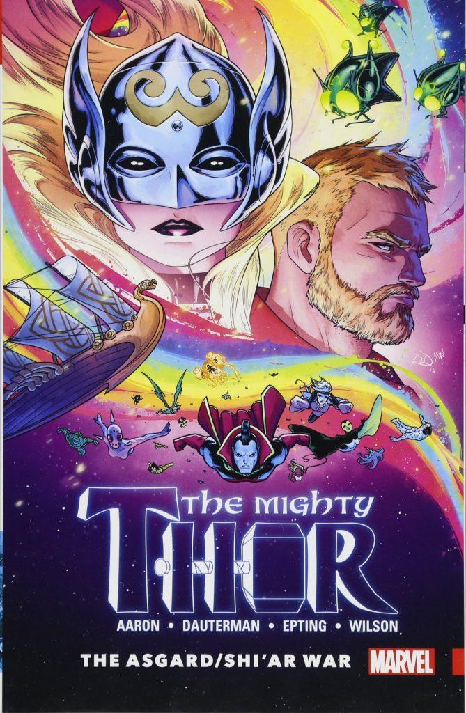Thor: The Asgard/Shi'ar War