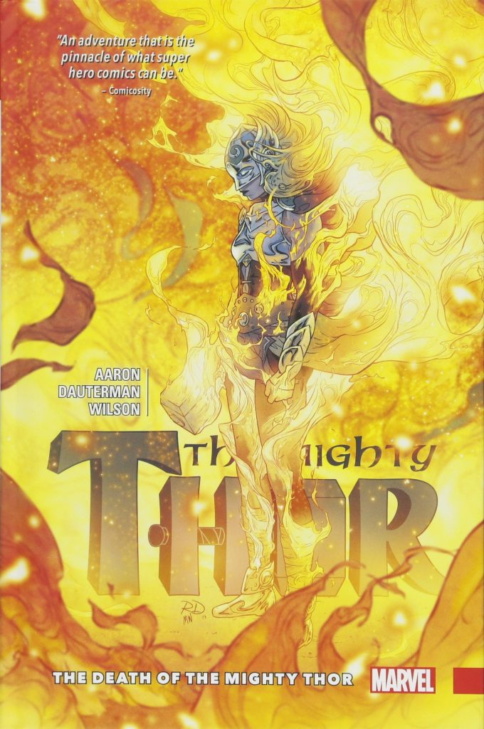 Thor: The Death of the Mighty Thor