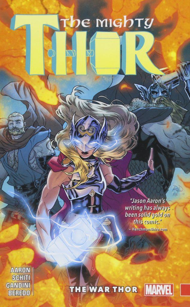 Thor: The War Thor