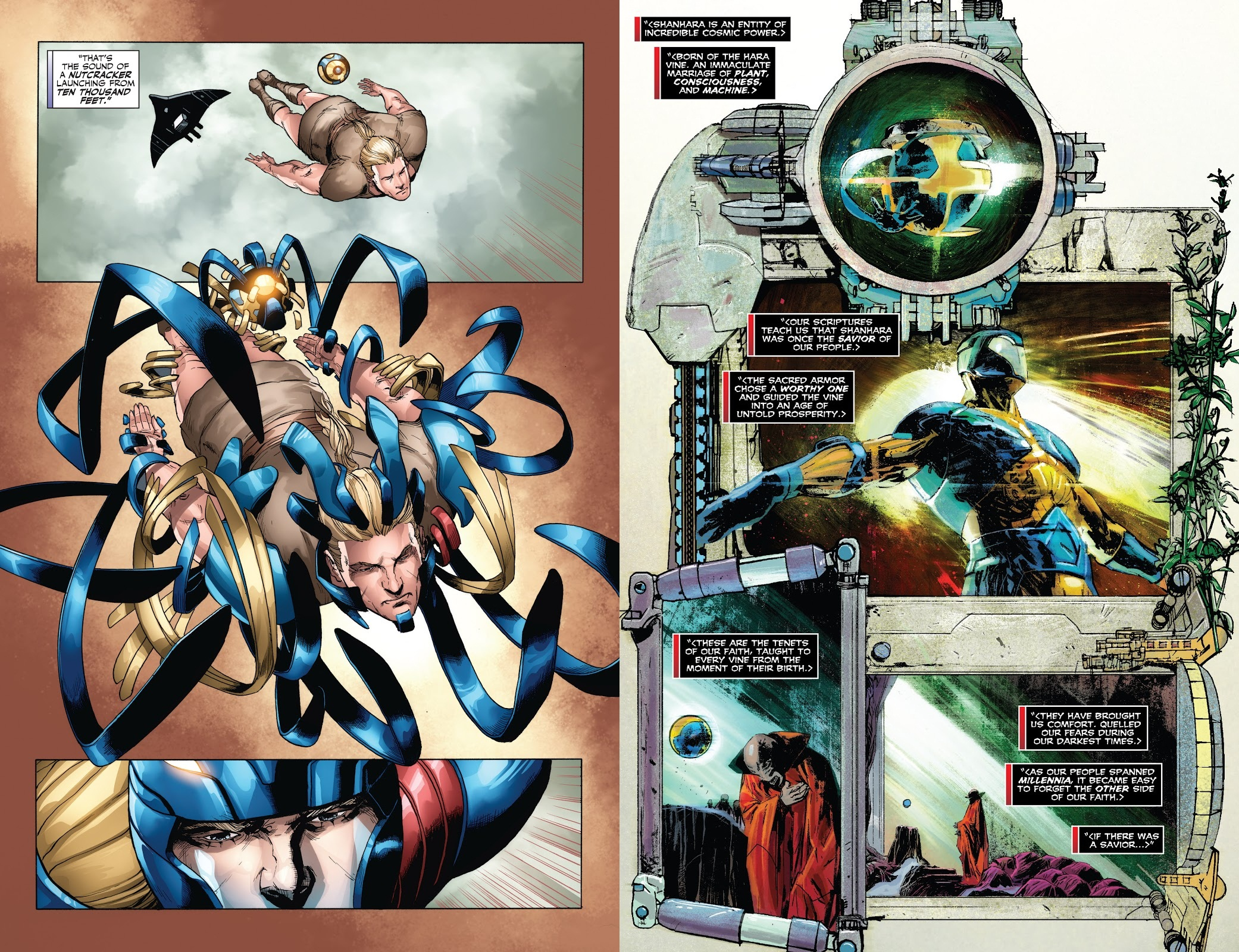 X-O Manowar Deluxe Edition 5 review
