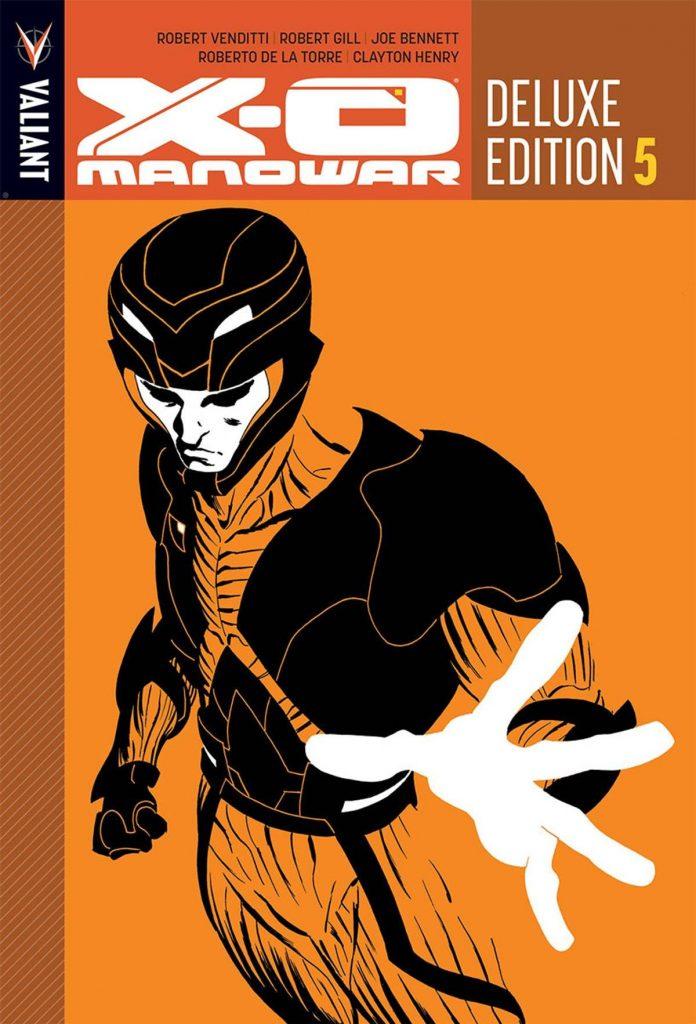 X-O Manowar: Deluxe Edition 5