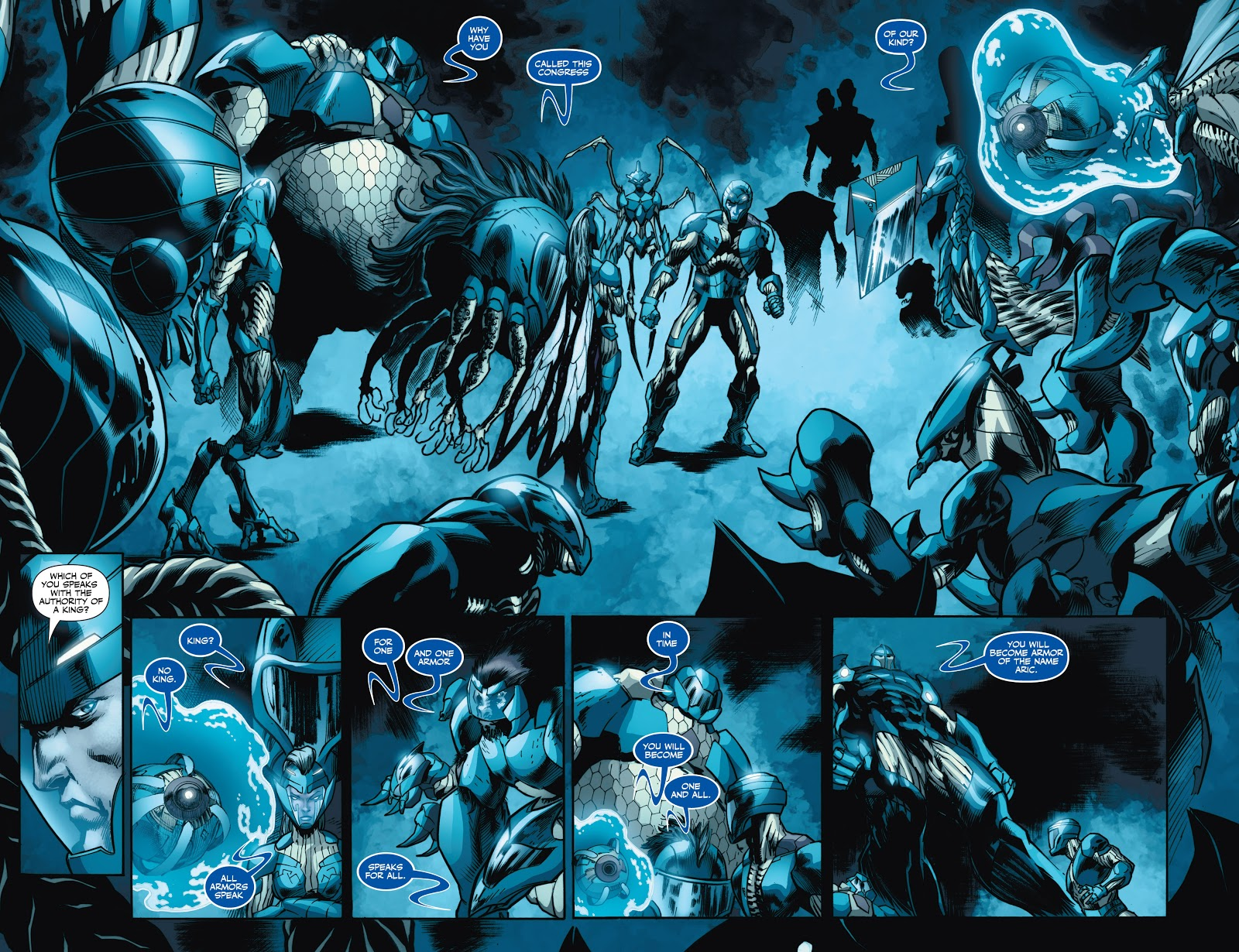 X-O Manowar Deluxe Edition 4 review
