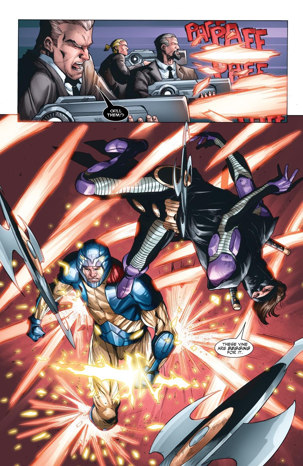 X-O Manowar The Kill List review