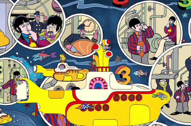 Yellow Submarine review