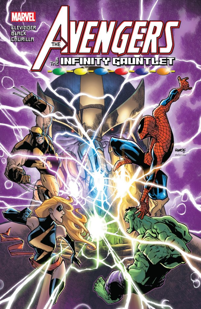 The Avengers and the Infinity Gauntlet