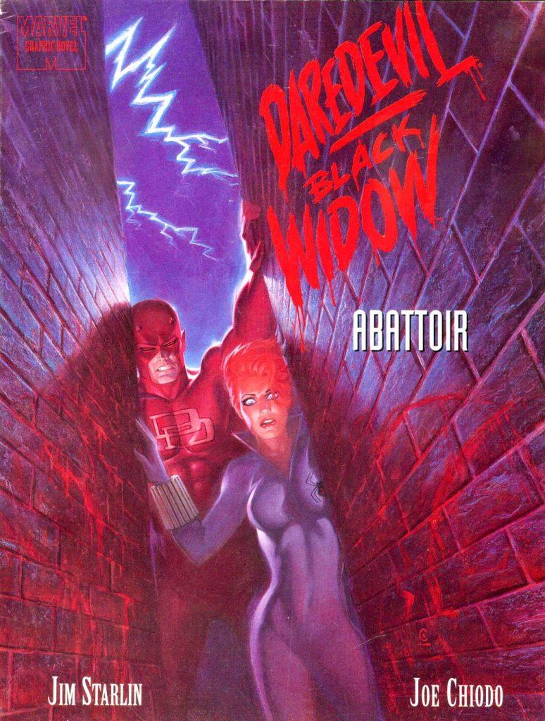 Daredevil/Black Widow: Abattoir