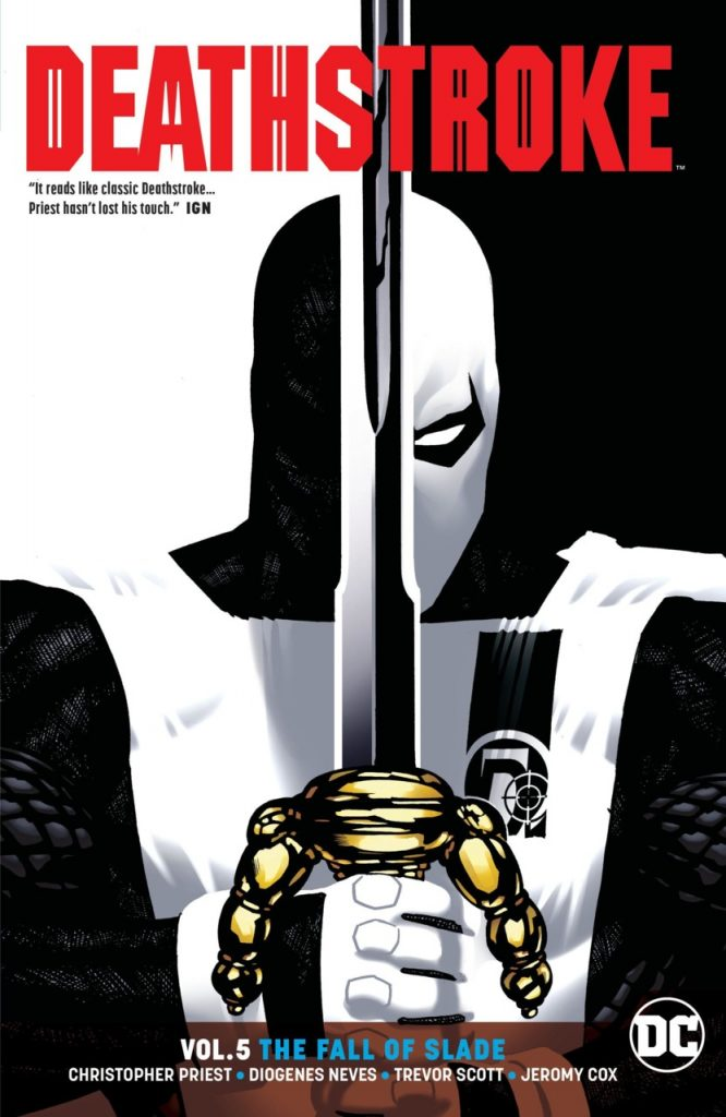 Deathstroke Vol. 5: The Fall of Slade
