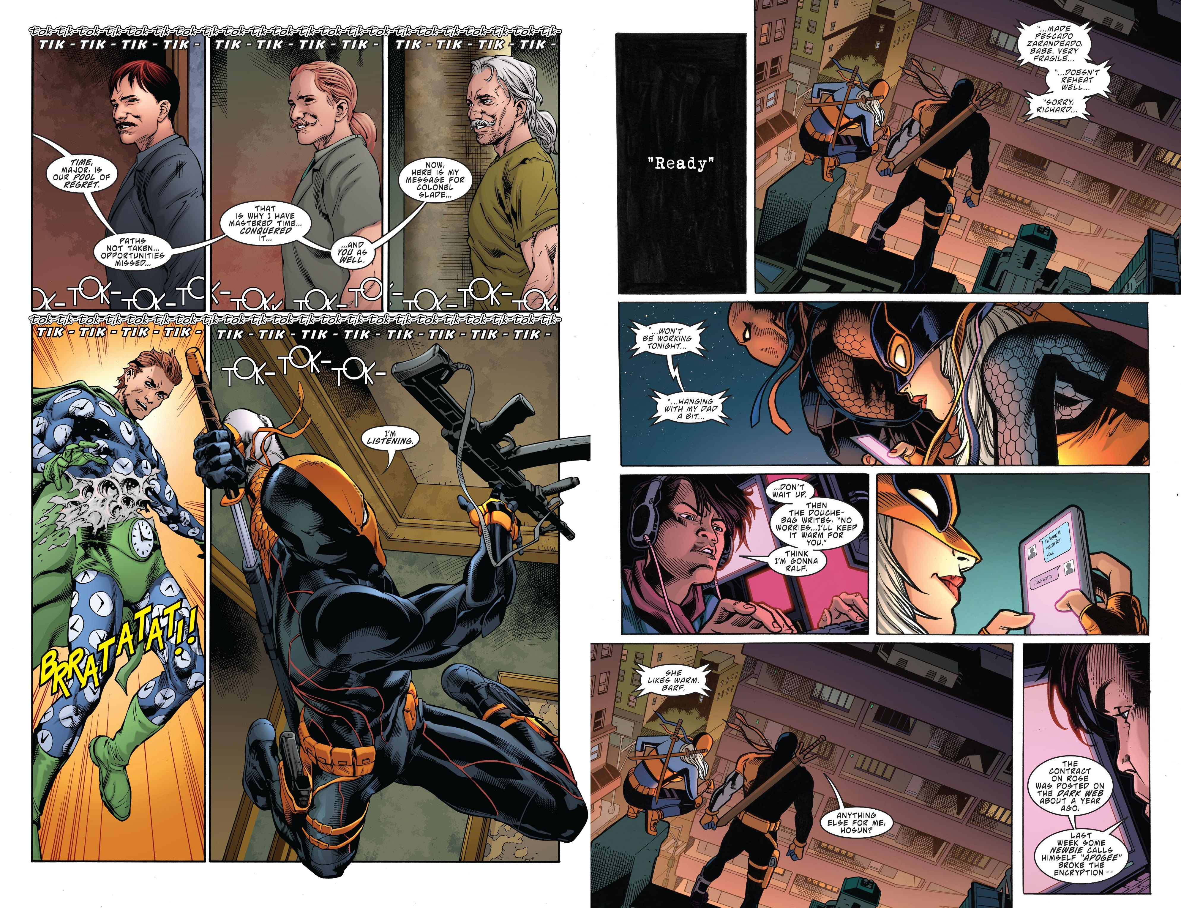 Deathstroke - The Professional review