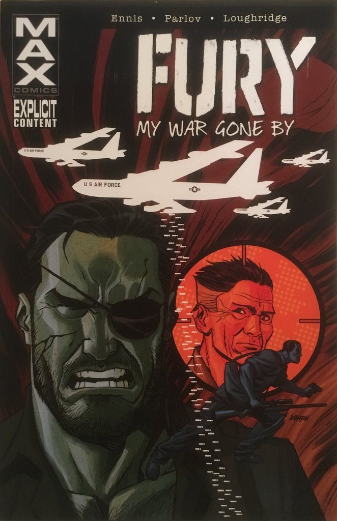 Fury: My War Gone By Vol. 2